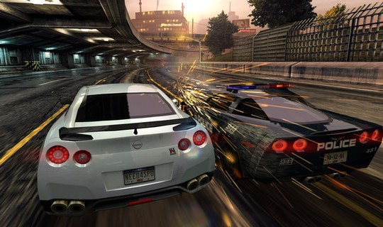 Need for Speed Most Wanted (2012) #4