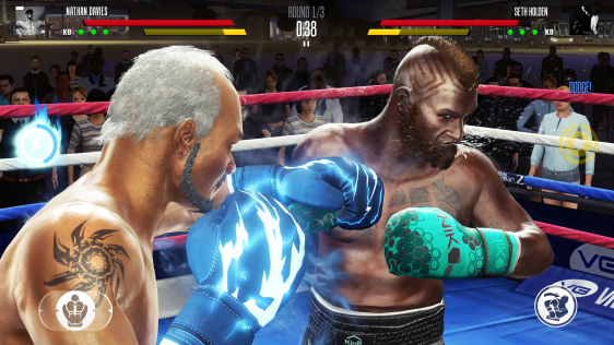 Real Boxing 2 Creed