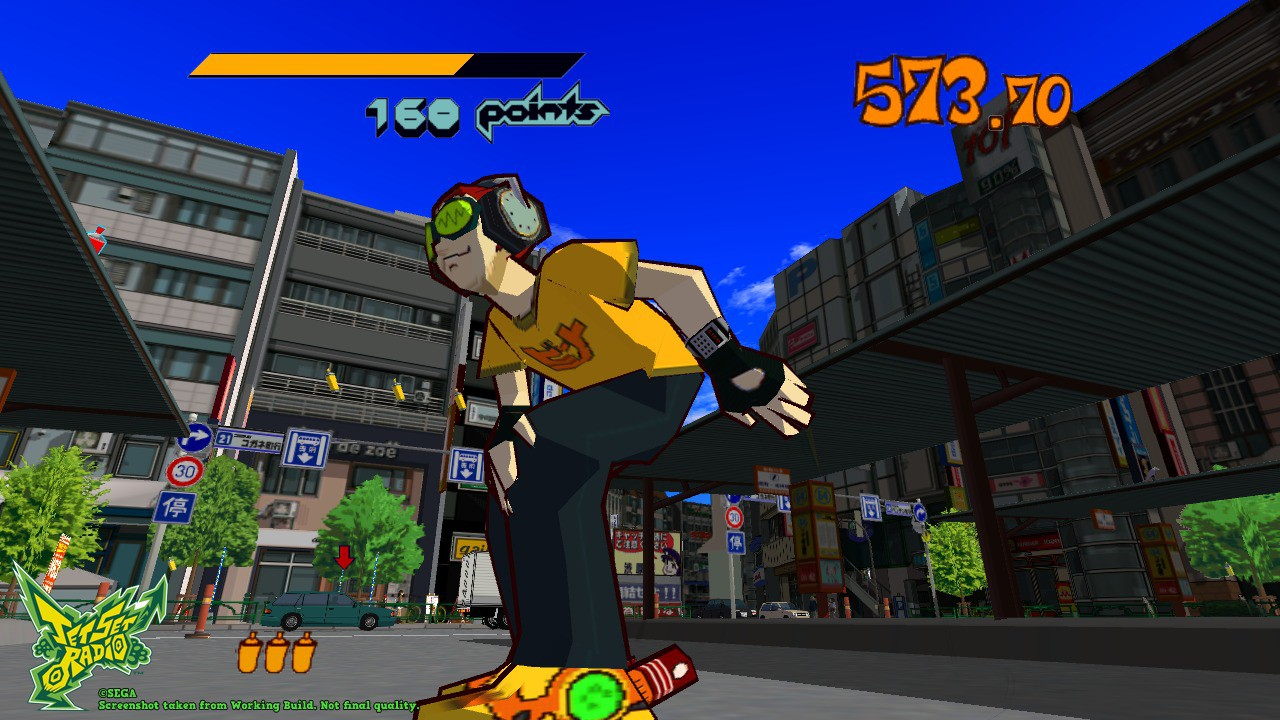 Jet Set Radio HD #4