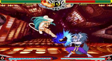 Darkstalkers Chronicle: The Chaos Tower #7