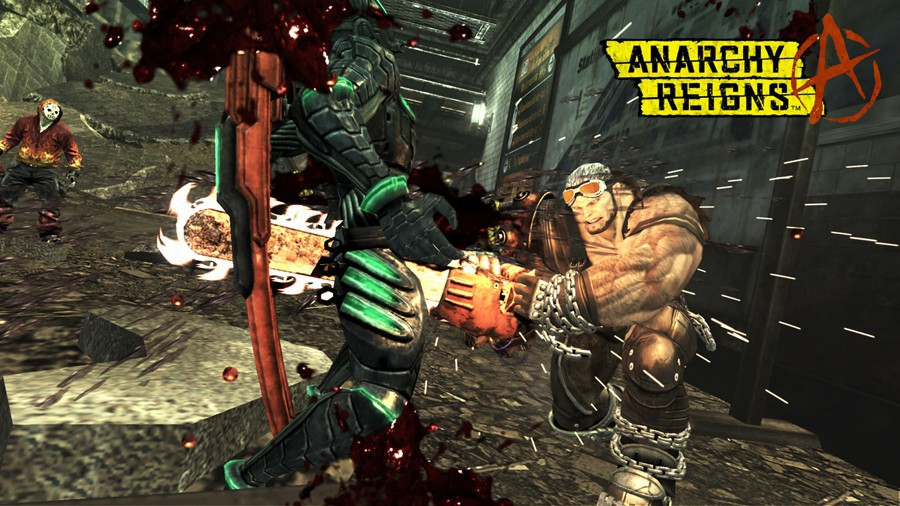 Anarchy Reigns #1