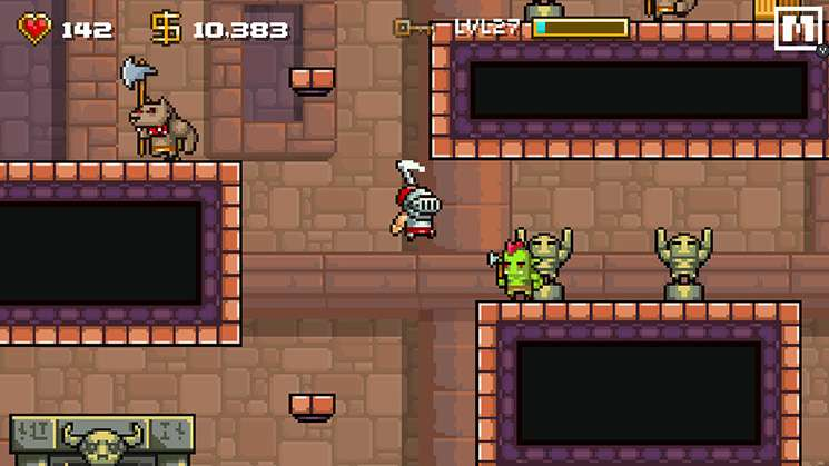 Devious Dungeon #1