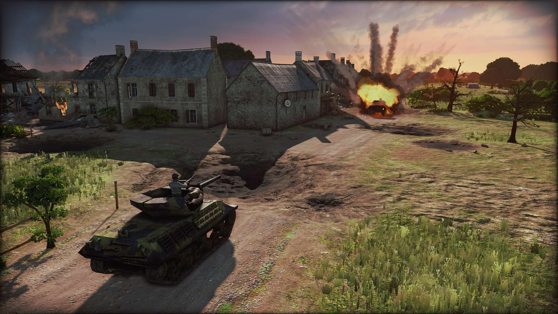 Steel Division: Normandy 44 #1