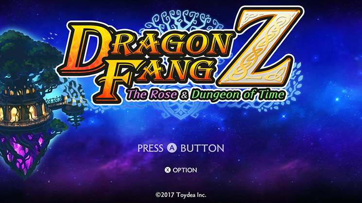 DragonFangZ: The Rose & Dungeon of Time #6