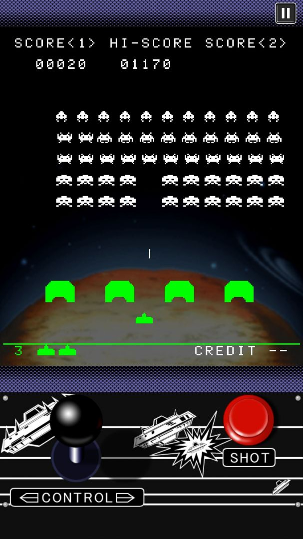 Space Invaders #6