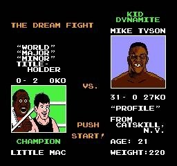 Mike Tyson's Punch-Out!! #11