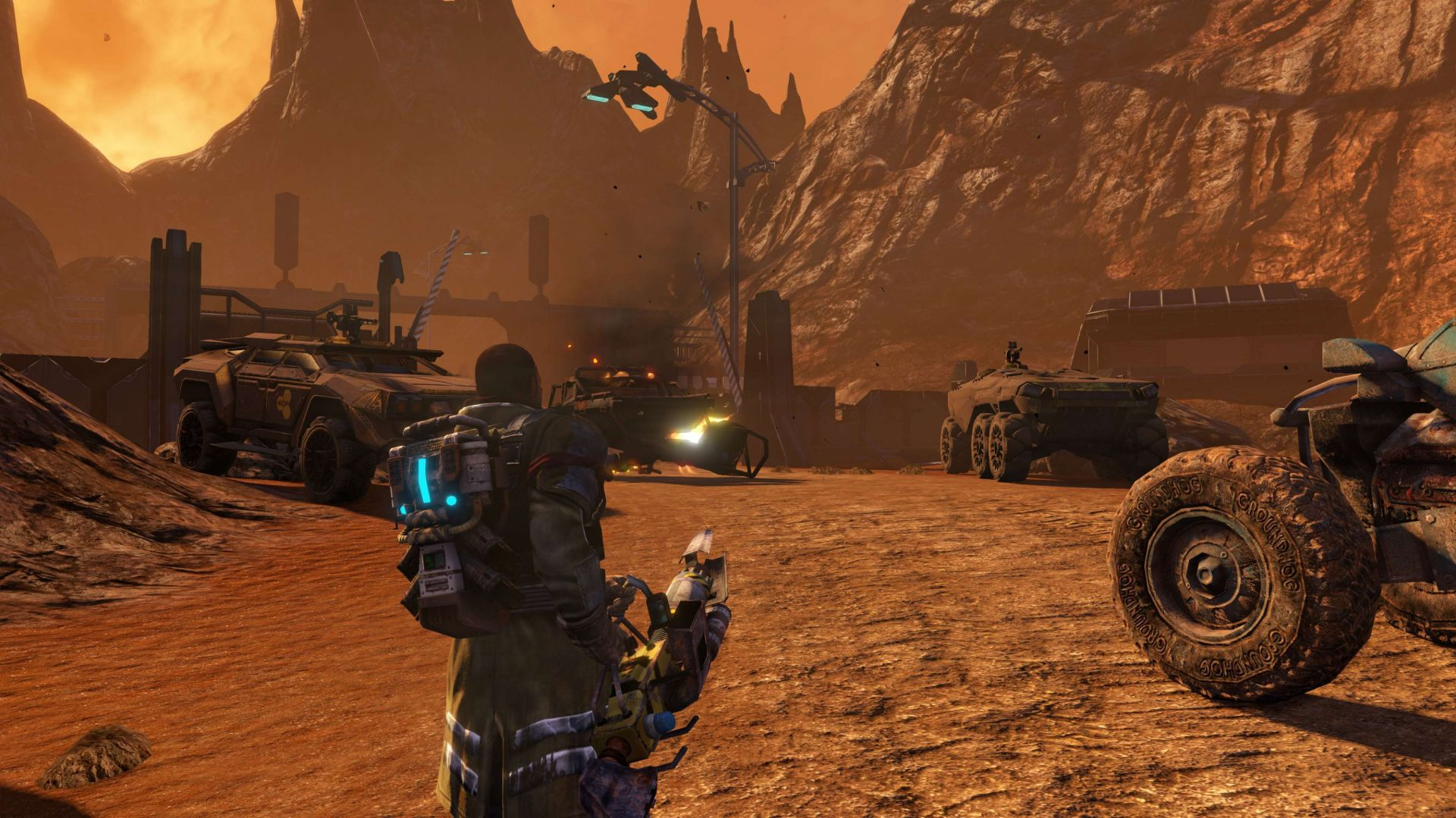 Red Faction: Guerrilla Re-Mars-tered #8