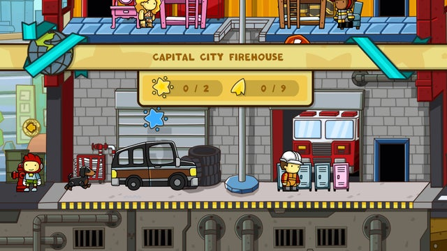 Super Scribblenauts #2
