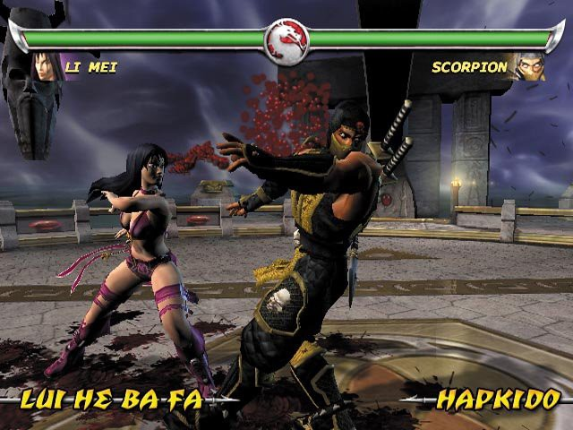 Mortal Kombat: Deadly Alliance #10