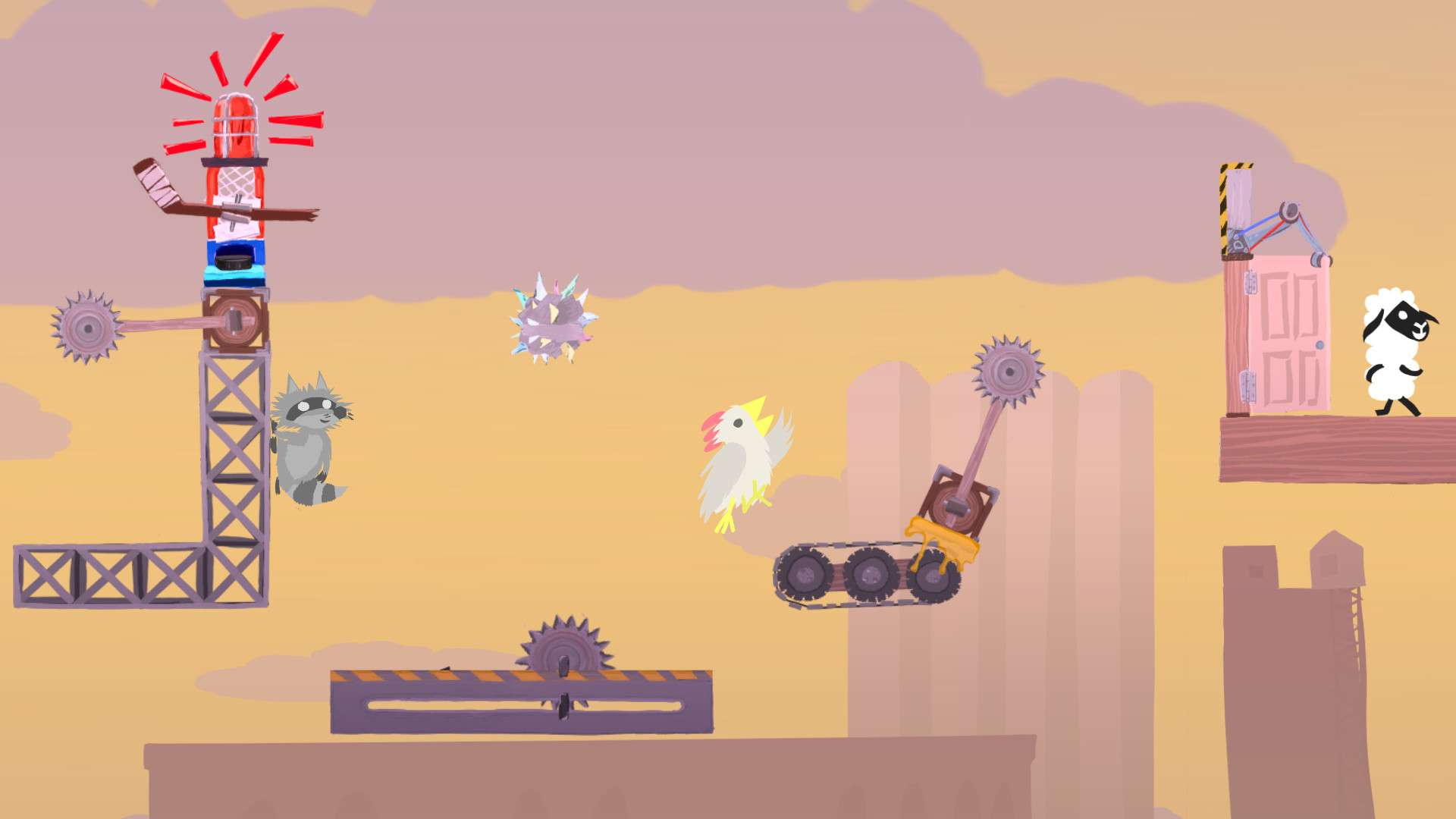Ultimate Chicken Horse #3