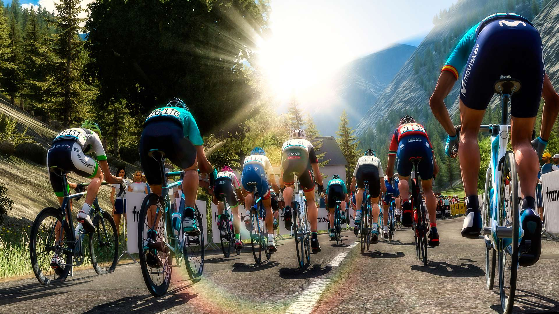 Pro Cycling Manager 2018 #6