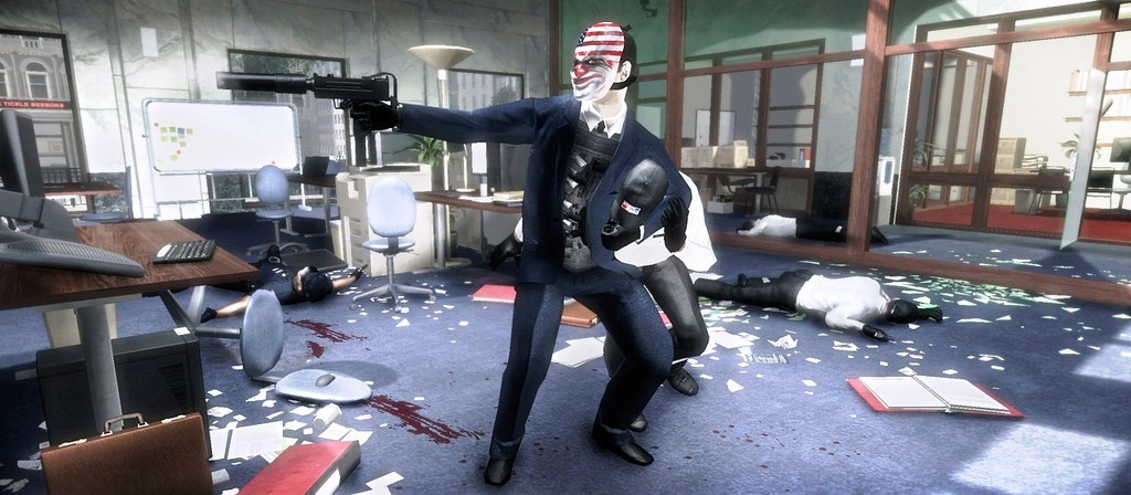 Payday: The Heist #3
