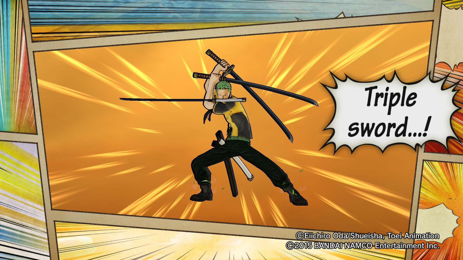 One Piece: Pirate Warriors 3 #111