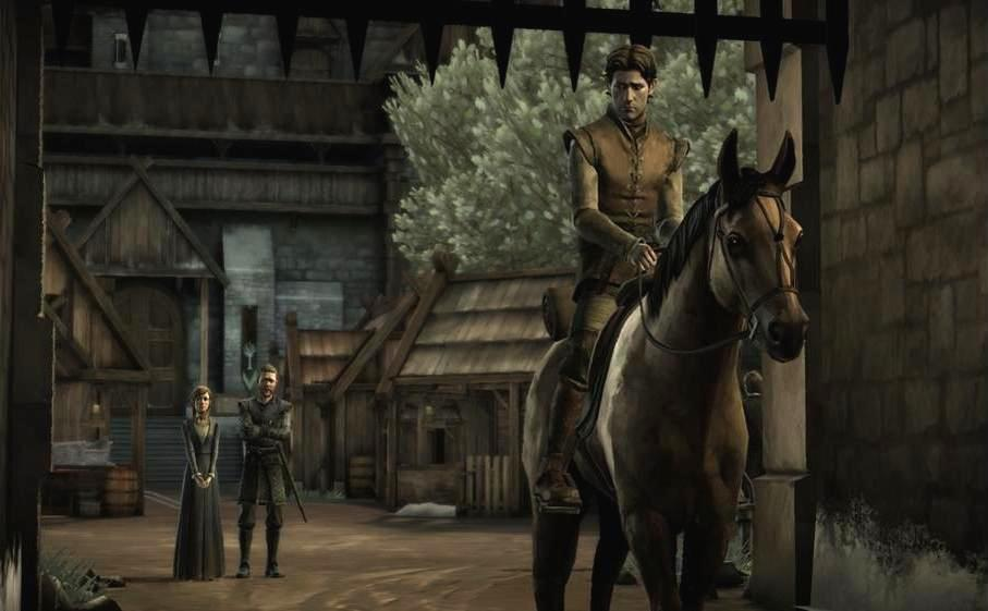 Game of Thrones: A Telltale Games Series #7
