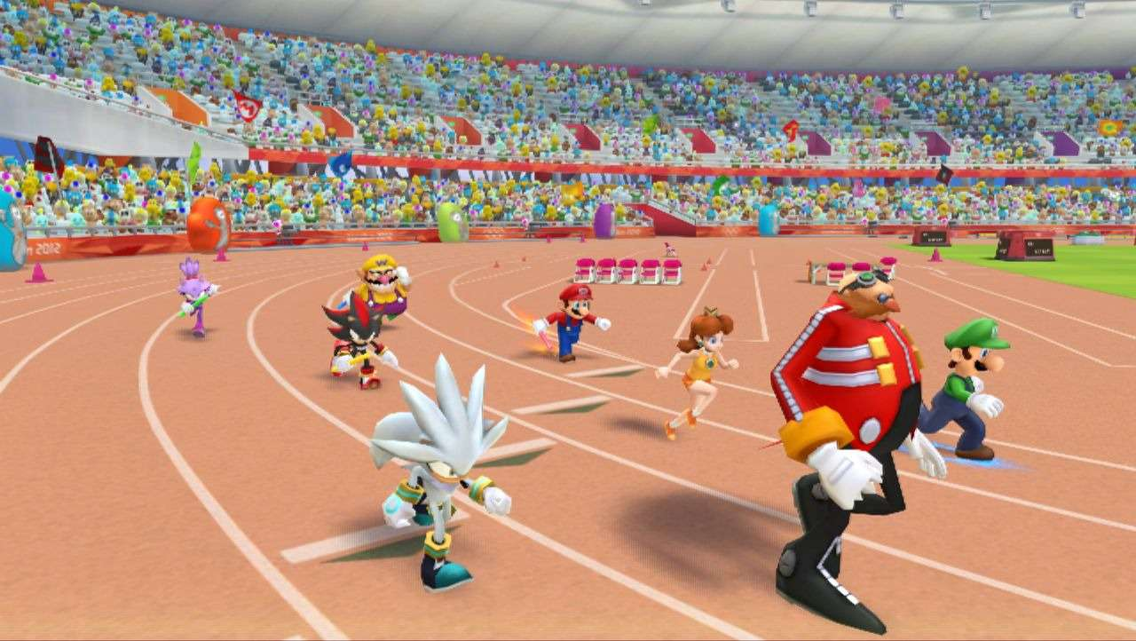Mario & Sonic at the London 2012 Olympic Games #8