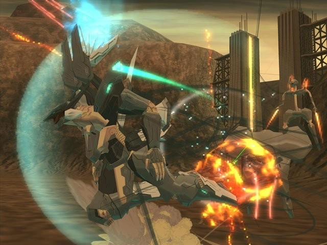 Zone of the Enders: 2nd Runner #7
