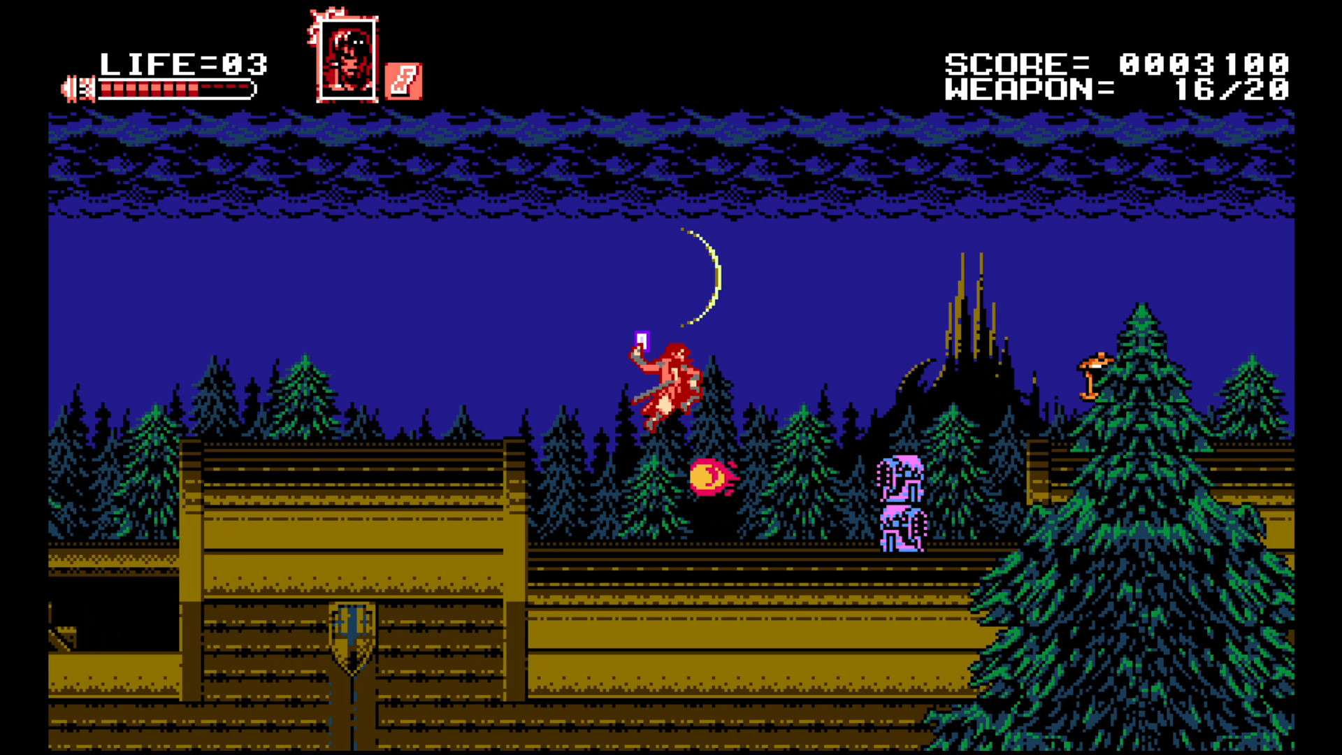 Bloodstained: Curse of the Moon #10