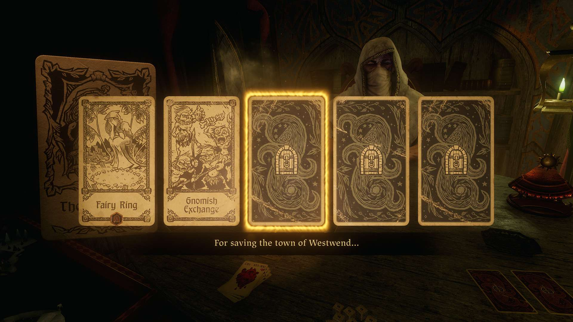 Hand of Fate 2 #9
