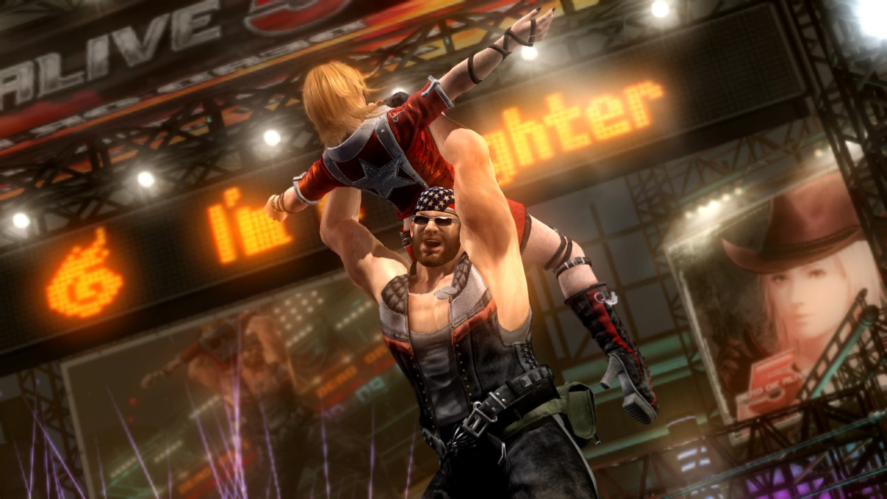 Dead or Alive 5 #77