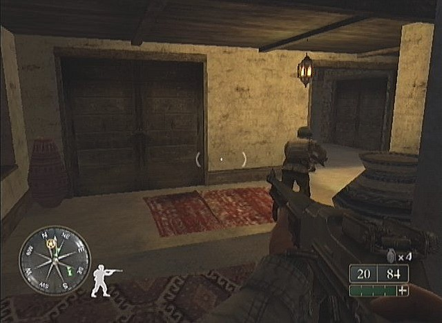 Call of Duty 2: Big Red One #6