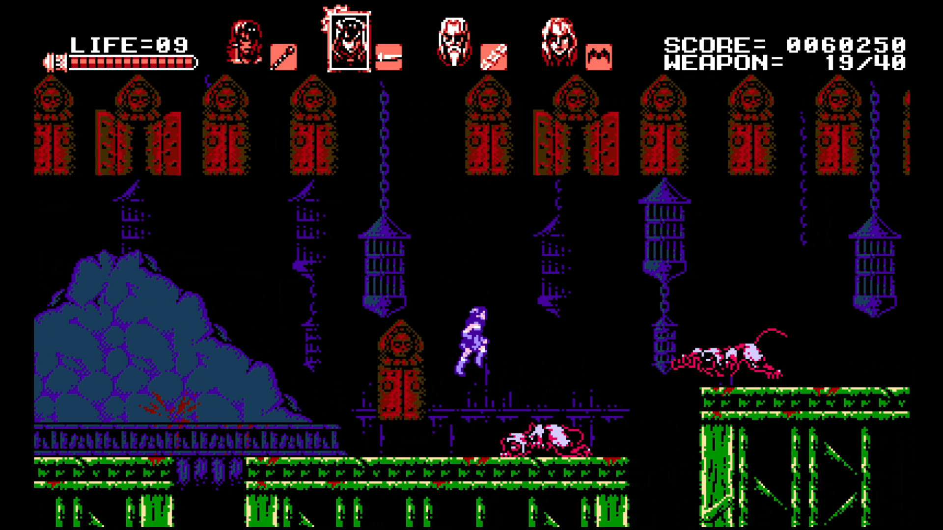 Bloodstained: Curse of the Moon #3