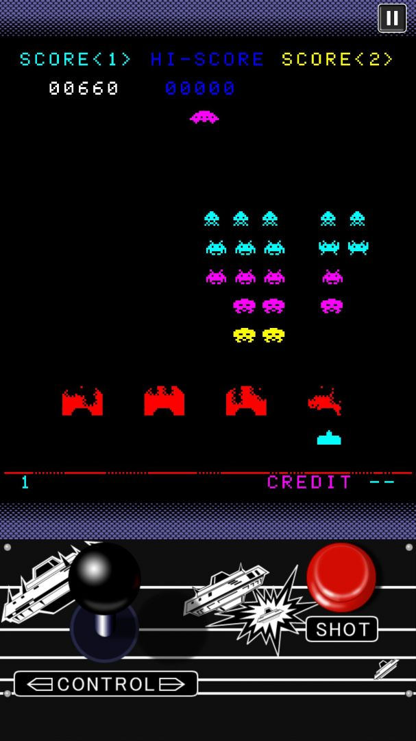 Space Invaders #3