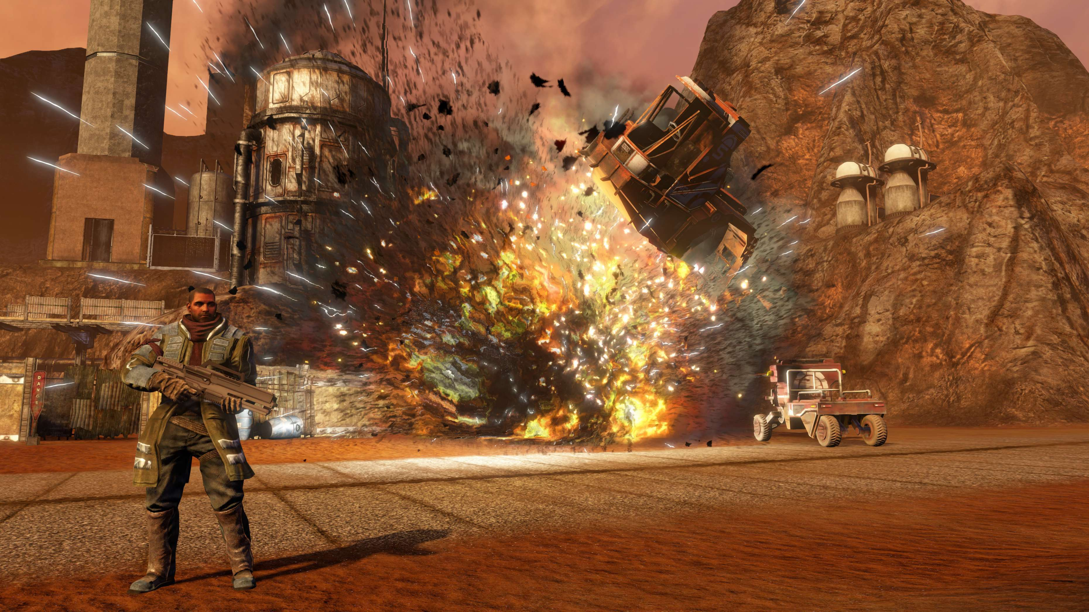 Red Faction: Guerrilla Re-Mars-tered #5