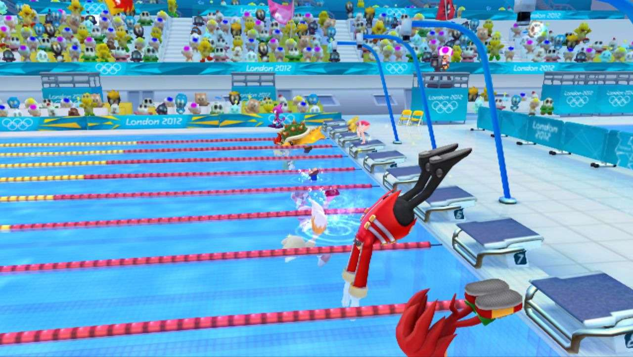 Mario & Sonic at the London 2012 Olympic Games #5