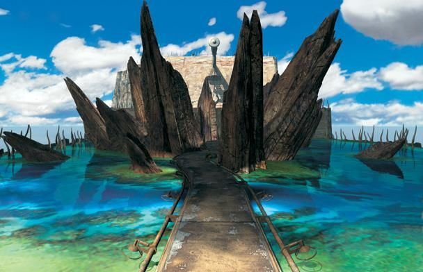 Riven: The Sequel to Myst #4