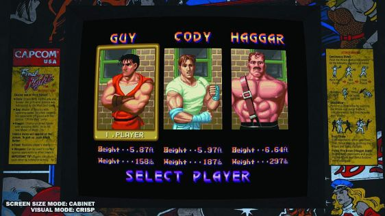Final Fight: Double Impact