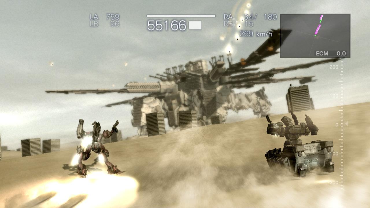 Armored Core: For Answer #6