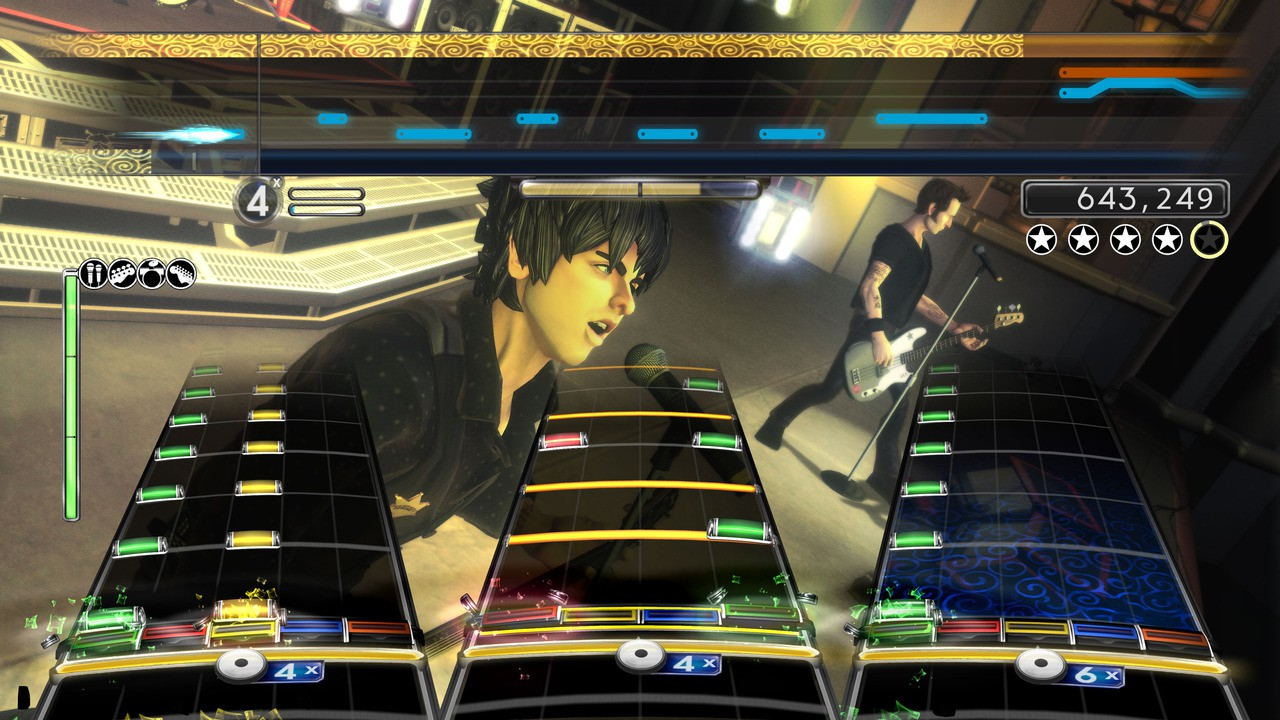 Green Day: Rock Band #3