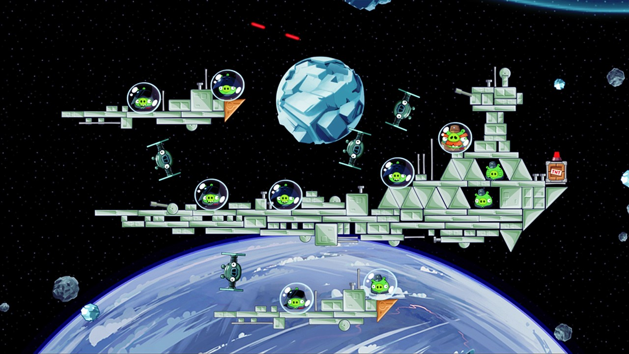 Angry Birds Star Wars #3