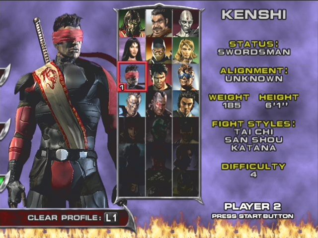 Mortal Kombat: Deadly Alliance #14