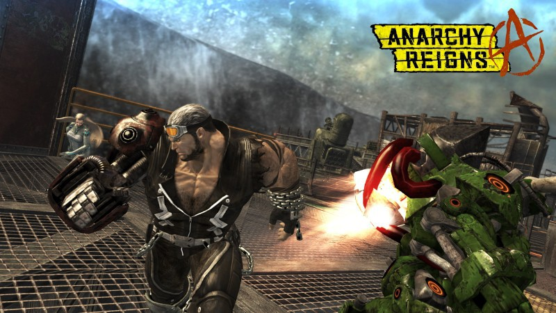 Anarchy Reigns #14