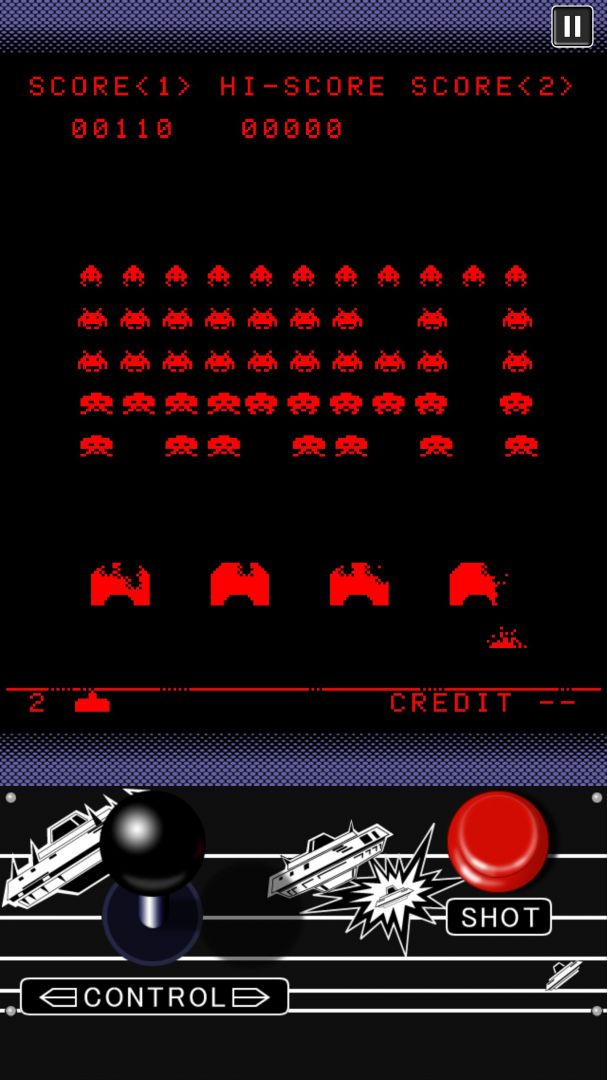 Space Invaders #4