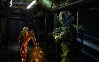 Dead Space 2 #9