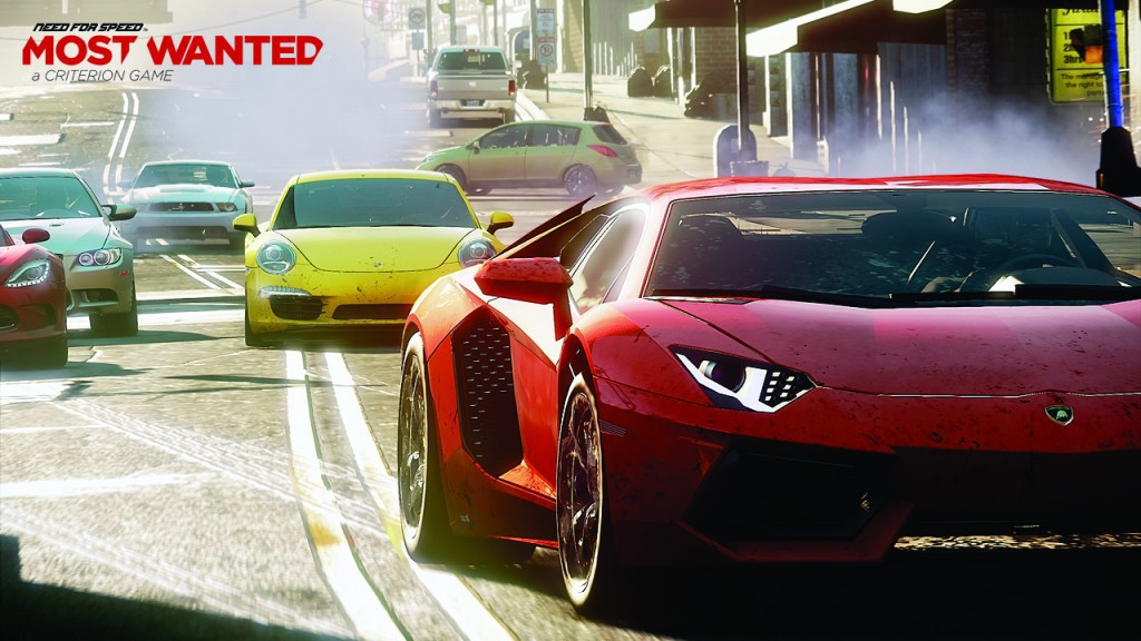 Need for Speed Most Wanted (2012) #1