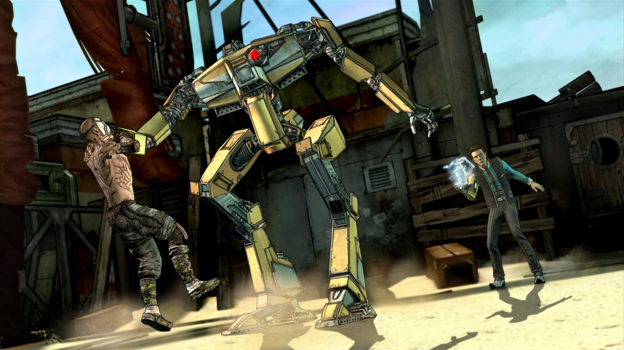 Tales from the Borderlands #4