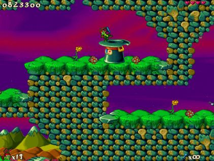 Jazz Jackrabbit 2 Collection