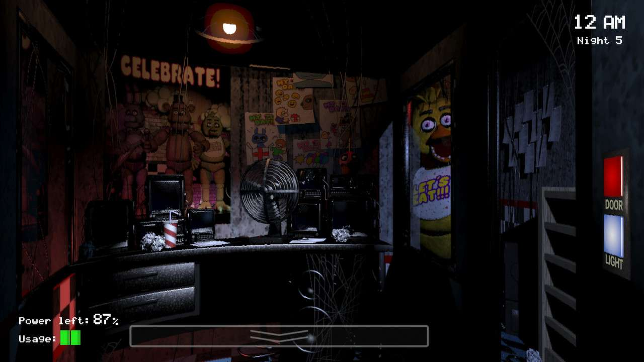 Five Nights at Freddy's #7