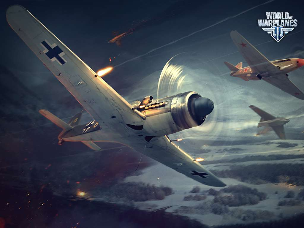 World of Warplanes #6