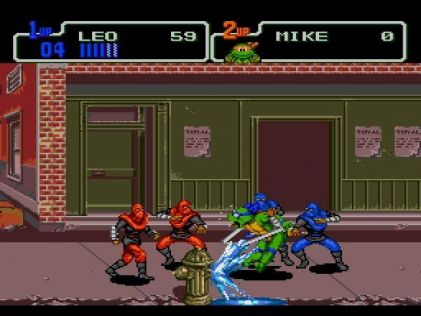 Teenage Mutant Hero Turtles: The Hyperstone Heist