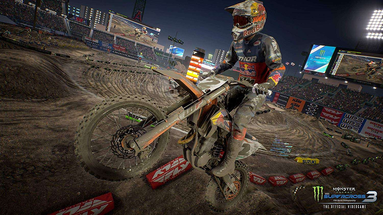Monster Energy Supercross: The Official Videogame 3 #4