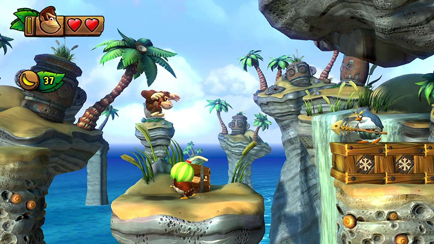 Donkey Kong Country: Tropical Freeze (2018) #8