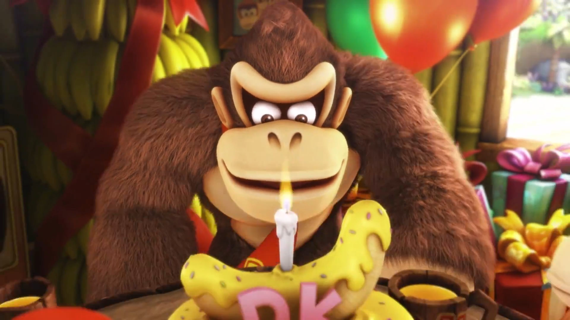 Donkey Kong Country: Tropical Freeze (2018) #4