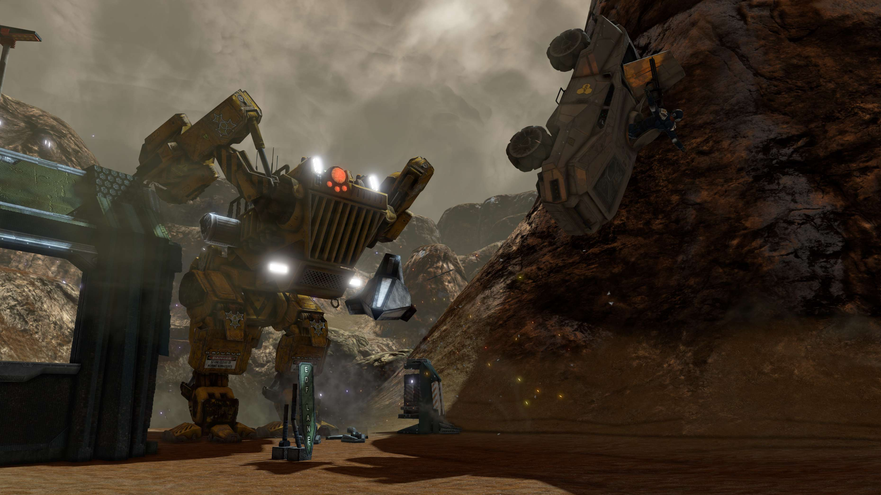 Red Faction: Guerrilla Re-Mars-tered #3
