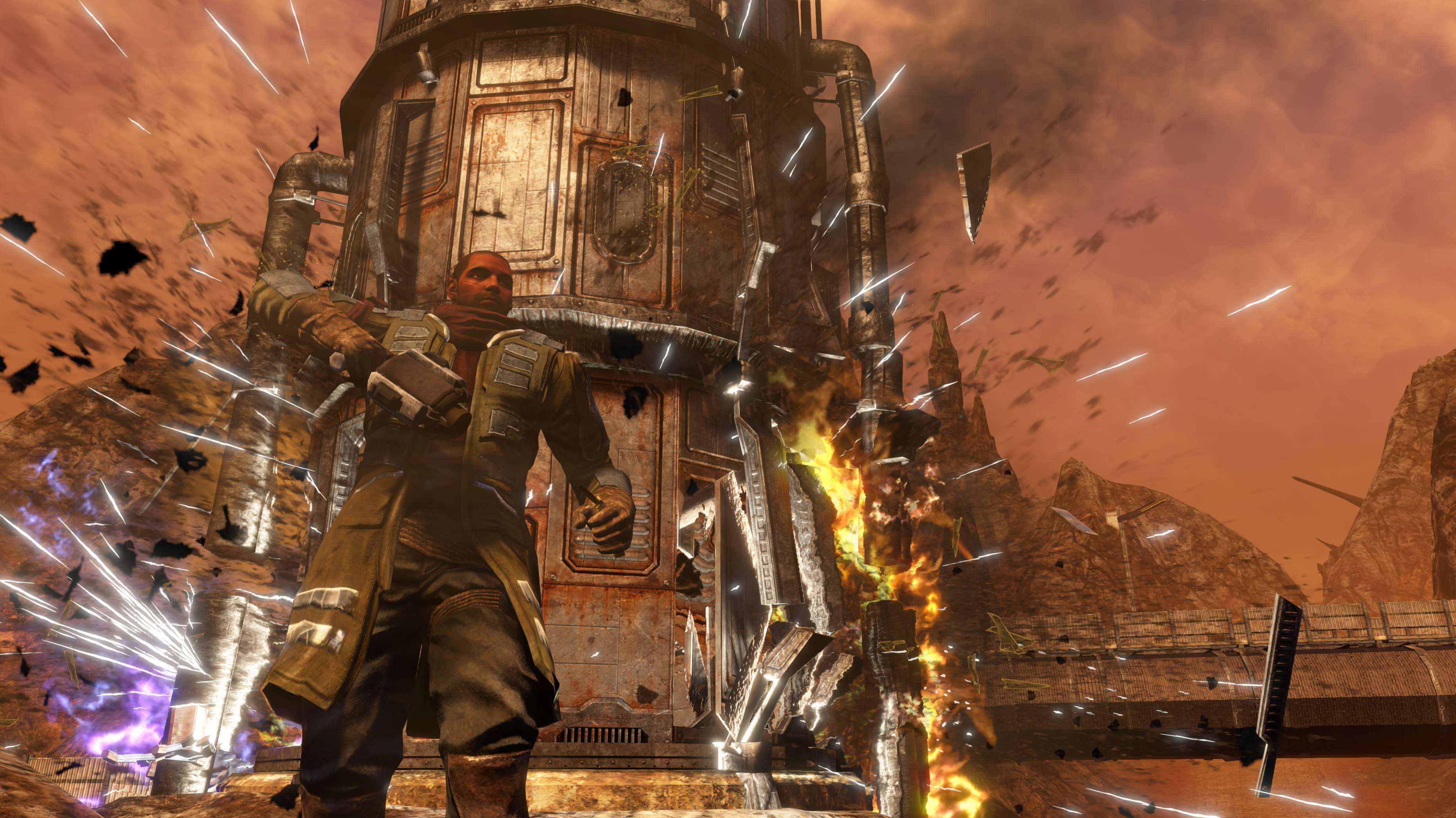Red Faction: Guerrilla Re-Mars-tered #6