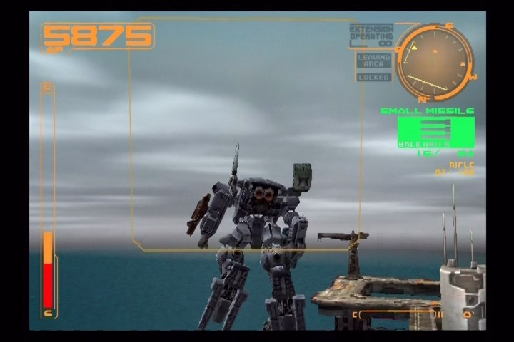 Armored Core 2 #9