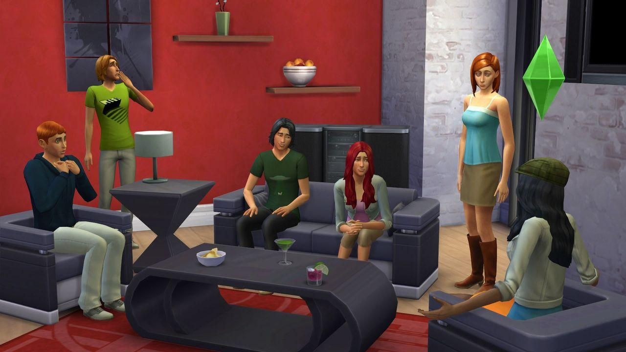 The Sims 4 #11